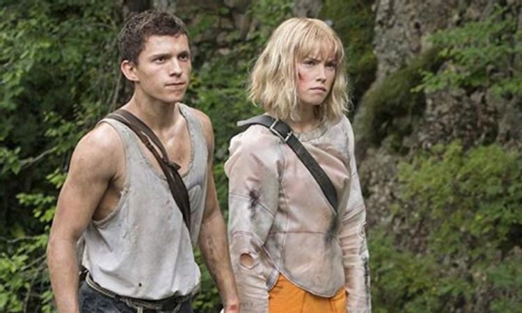 """Tom Holland y Daisy Ridley, así se ve en el primer tráiler de """"Chaos Walking"""""""