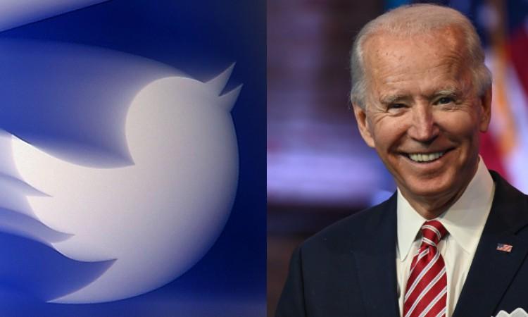 Twitter Joe Biden
