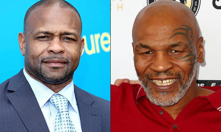 """Mike Tyson """"devora"""" orejas para promocionar su regreso al box"""