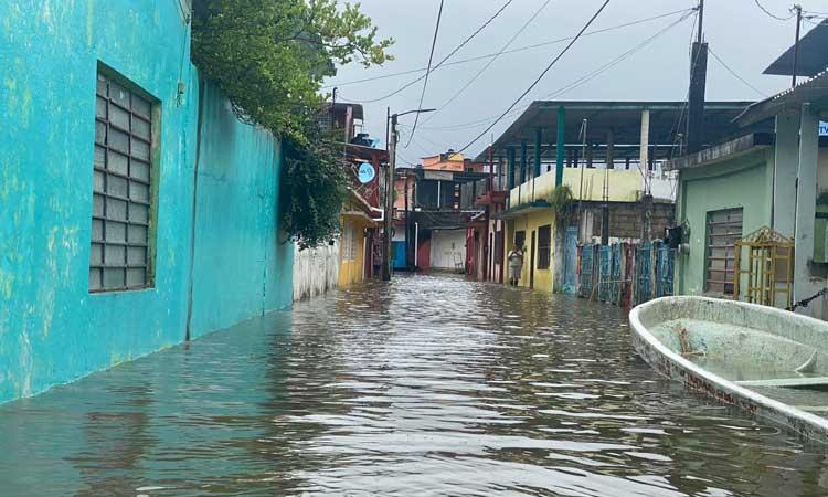 Veracruz se prepara por nuevo frente frío