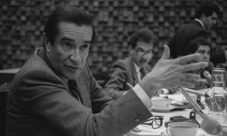 Muere Víctor Flores Olea, ex titular de Conaculta, a los 88 años