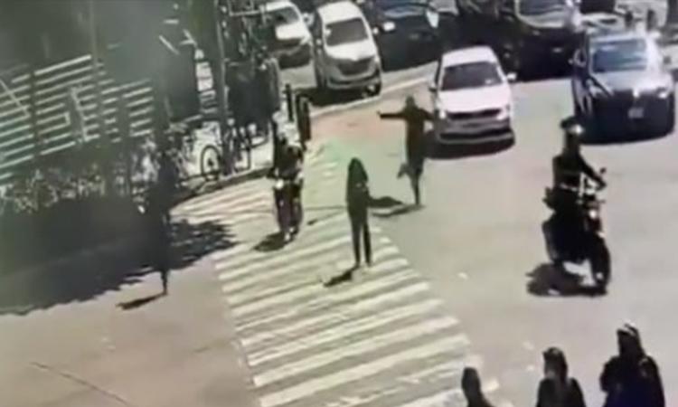 Plaza Metrópoli Patriotismo: revelan video de balacera en CDMX