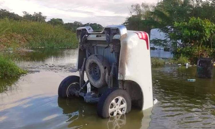 Inundaciones Río Usumacinta Tabasco
