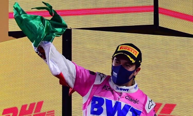 Checo Pérez sería nuevo piloto de Red Bull