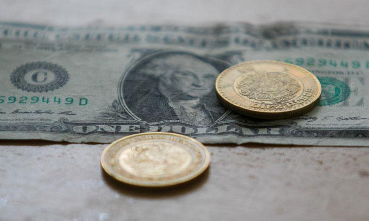 El precio del dólar hoy 15 de diciembre de 2020, se cotiza en 20.19 pesos