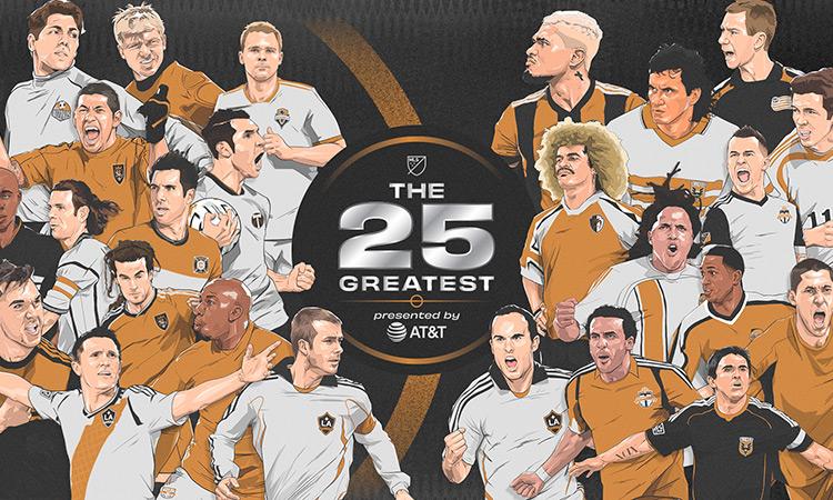 25 Mejores Jugadores