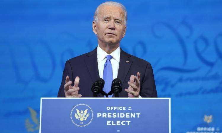 Colegio Electoral Joe Biden