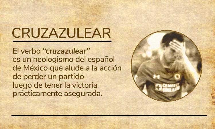 """""""cruzazulear"""""""