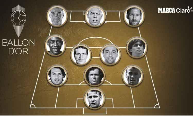 Dream Team histórico