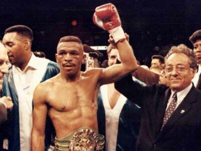 Muere el primer boxeador que le ganó a Julio César Chávez