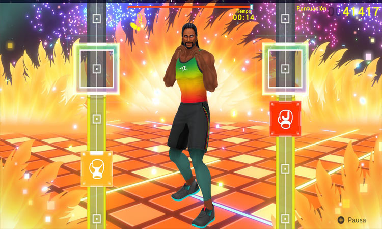 Fitness Boxing 2: Rhythm and Exercise: reseña del videojuego