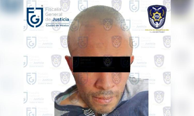 CDMX: Cae presunto violador serial en Azcapotzalco