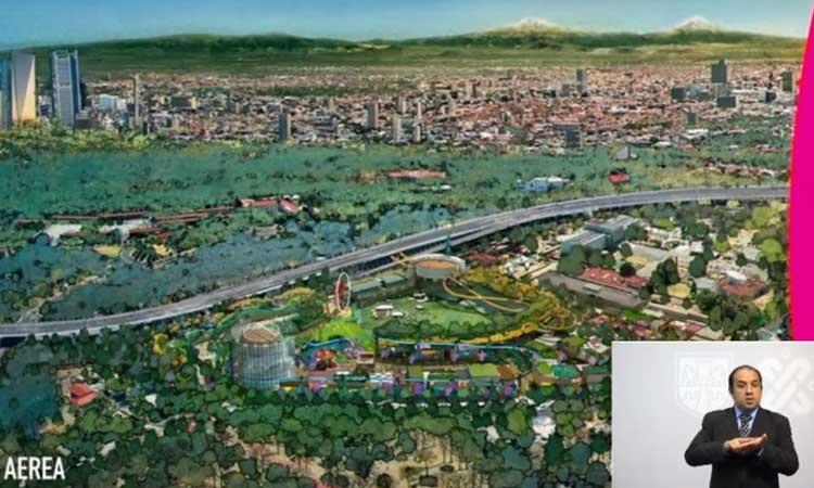 Aztlán: Así será el parque que reemplazará a Feria de Chapultepec