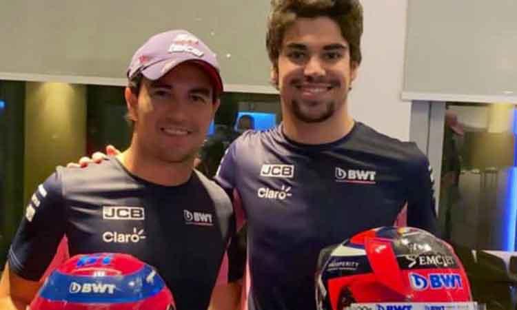 Checo Pérez deja una lección para Racing Point.