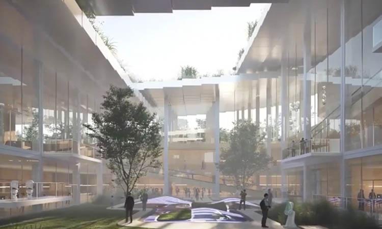 Presentan proyecto de ciudad inteligente en China