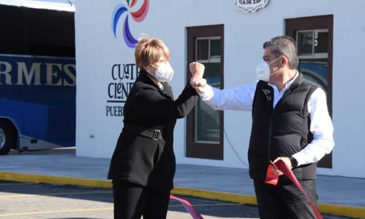 Coahuila inaugura central camionera en Pueblo Mágico de Cuatro Ciénegas