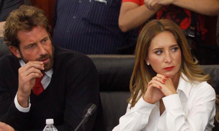 Geraldine Bazán habla del video íntimo de Gabriel Soto