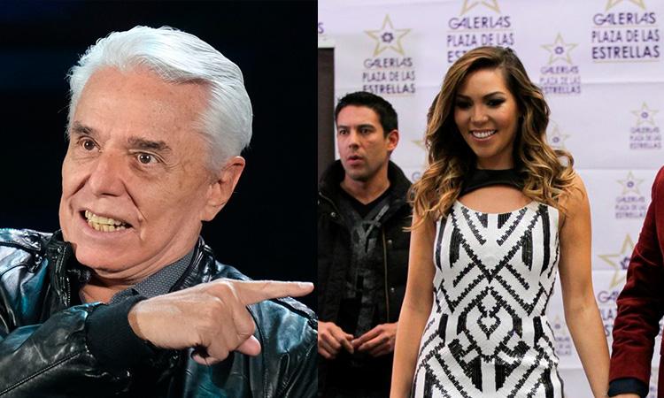 Enrique Guzmán descarta dueto con Frida Sofía; ella no canta, asegura