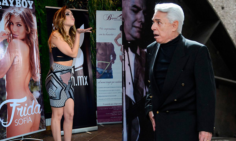 Frida Sofía responde a Enrique Guzmán; asegura no querer verlo ni cantar con él