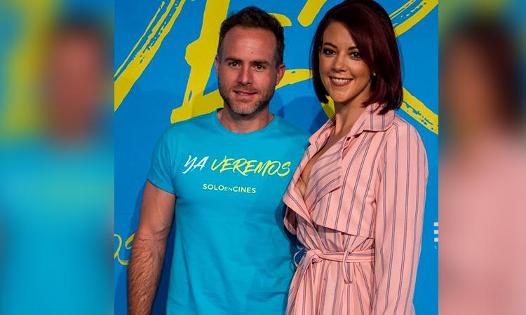 Fernanda Castillo y Erik Hayser dan bienvenida a Liam, su primogénito