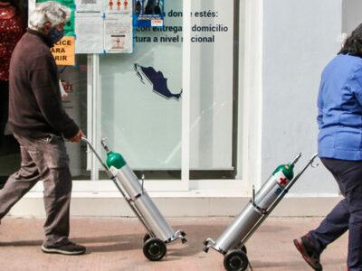 IMSS apoya con tanques de oxígeno gratis, estos son los requisitos