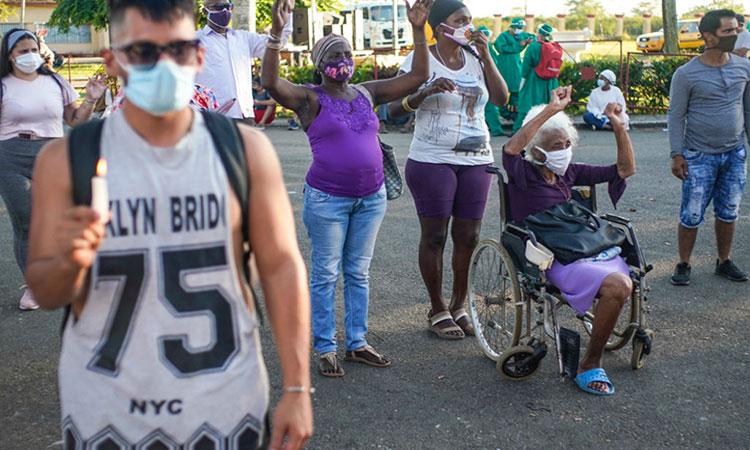 Cuba busca inmunizar a su población con una vacuna propia en seis meses
