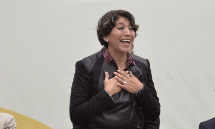 ¿Quién es Delfina Gómez, la nueva titular de la SEP?