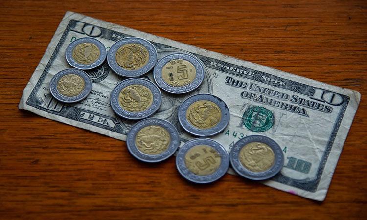 El precio del dólar hoy 16 de diciembre de 2020, se cotiza en 19.93 pesos