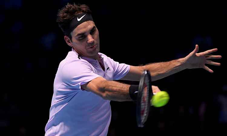Federer podría perderse toda actividad en el año