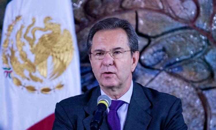 AMLO nombra a Esteban Moctezuma Barragán como próximo embajador de México en Estados Unidos