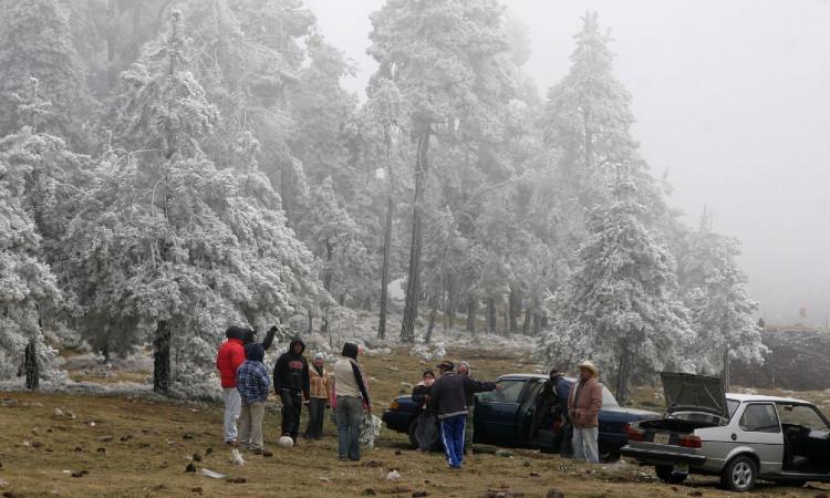 Clima en México hoy 15 diciembre 2020: Frente frío provocará hasta -15 grados