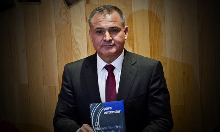 Genaro García Luna FGR inmuebles