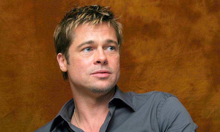 Brad Pitt y la eterna juventud: así lucía cuando era joven