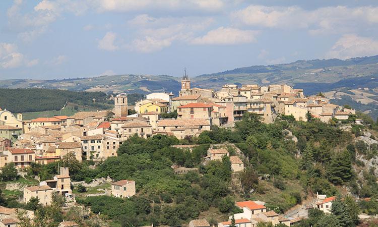 Castropignano, ubicado en Italia, ofrece casas en venta a poco menos de un euro