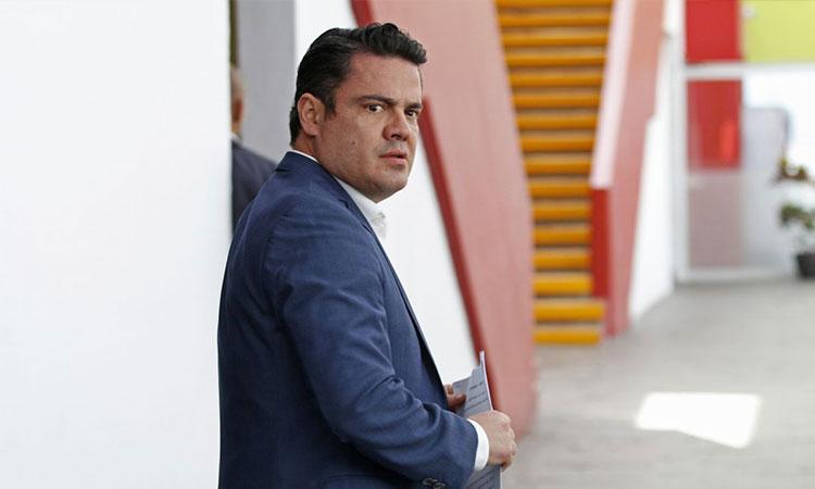 Detienen a sospechoso por asesinato de Aristóteles Sandoval