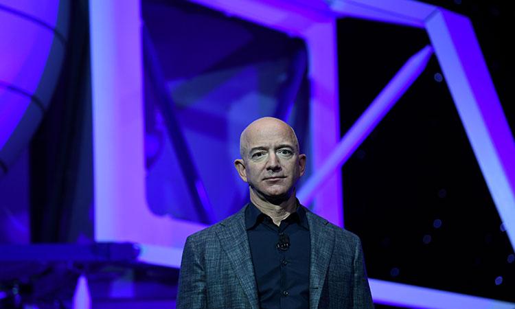 Jeff Bezos y la rutina del hombre más rico del mundo