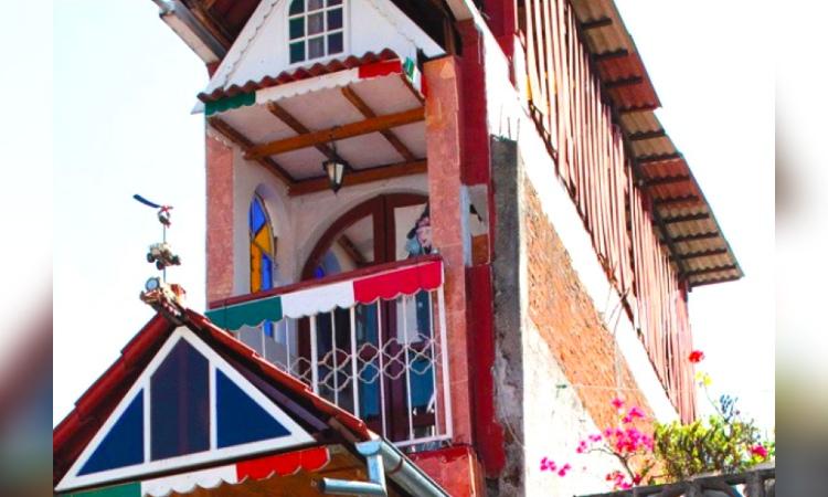 La Casa Más Angosta del Mundo está en Michoacán; así es
