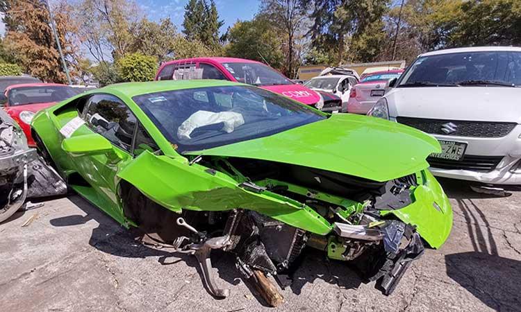 Choque de Lamborghini en CDMX: afectados logran acuerdo tras accidente