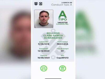 Por COVID-19; licencia digital de conducir en CDMX