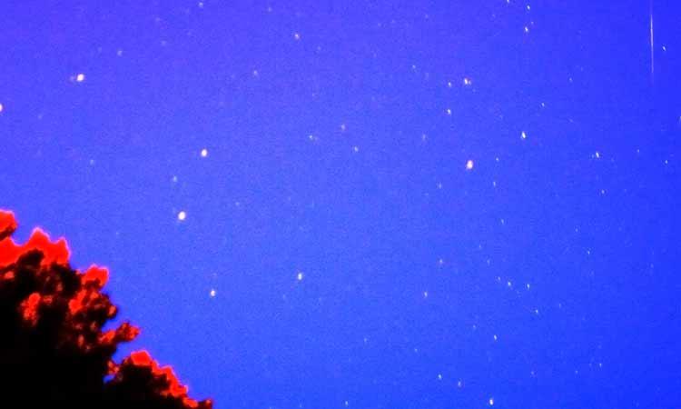 Lluvia de meteoros Cuadrántidas 2021
