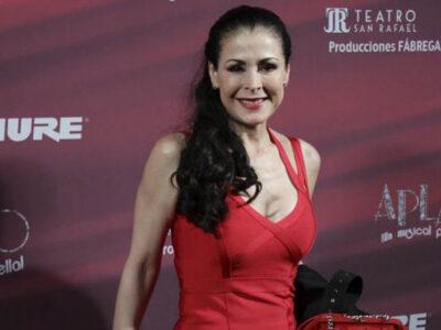 Lourdes Munguía llega a los 60 años con esta figura espectacular