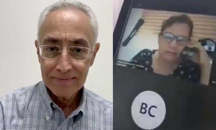 COVID-19: durante clases en línea, estos maestros han sido balconeados
