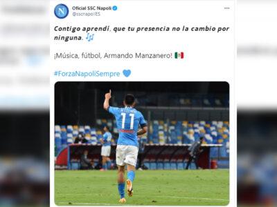Manzanero Napoli Wolverhampton
