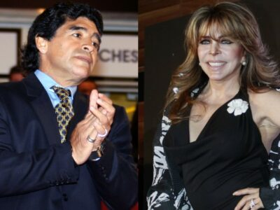 Maradona Veronica Castro