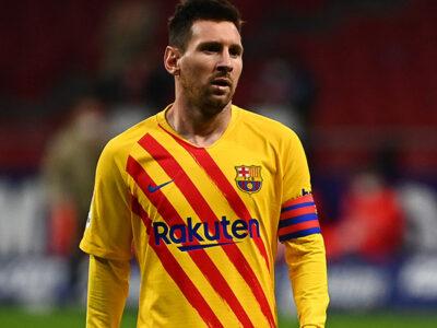 Messi Vender Barelona