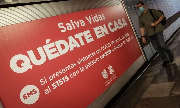 Metro de CDMX anuncia cierre de estas estaciones por COVID-19