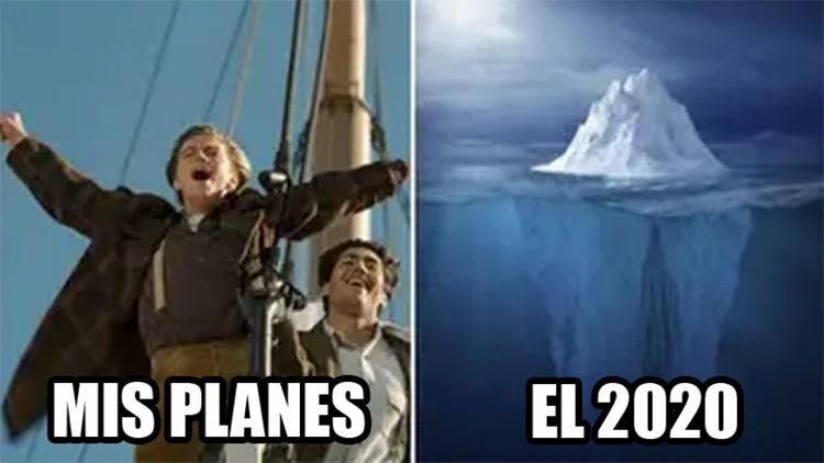 Mis Planes El 2020