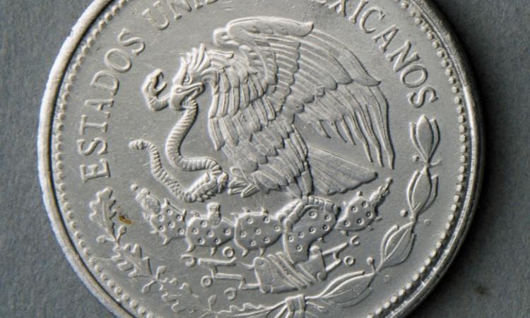 Moneda de $20 acuñada en México se vende hasta en 8 mil pesos