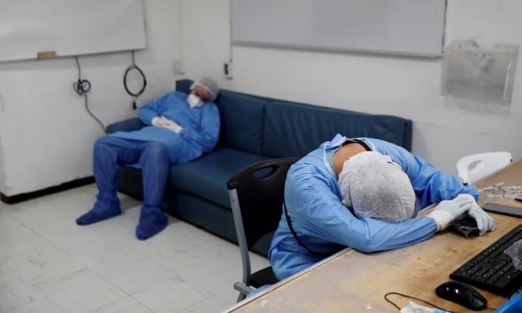 IMSS capacidad hospitalaria CDMX