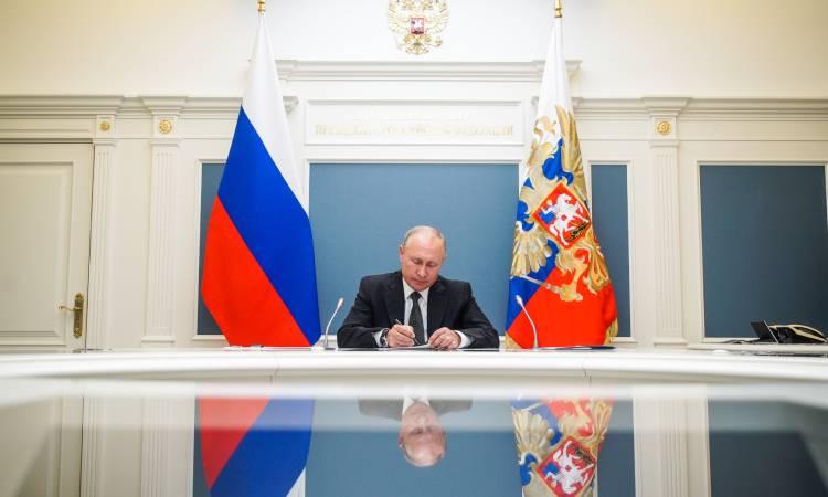 Rusia Alekséi Navalni Putin